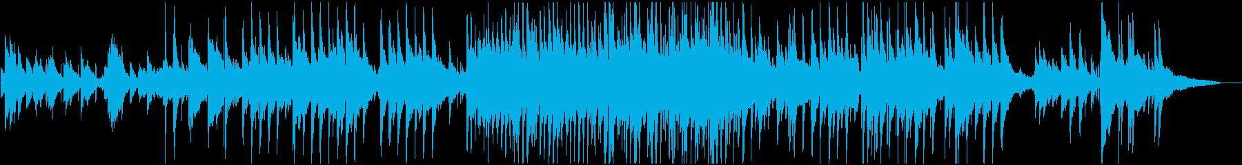 童謡『夕焼け小焼け』のジャズ・アレンジの再生済みの波形