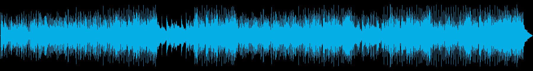 アコースティックおよびエレクトリッ...の再生済みの波形