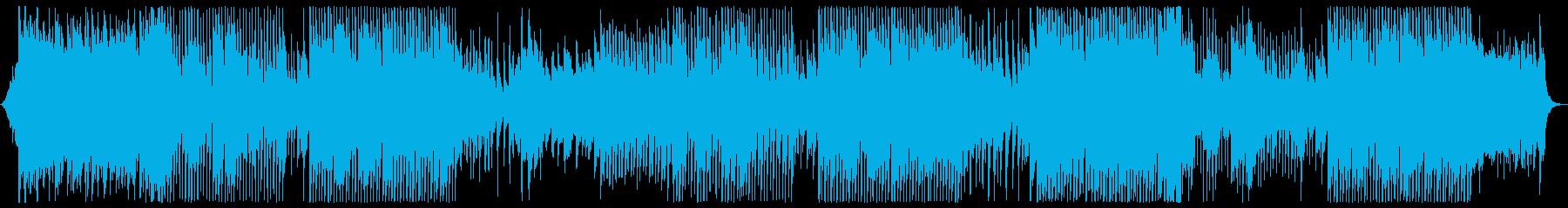 王宮の花火の音楽 POP remixの再生済みの波形