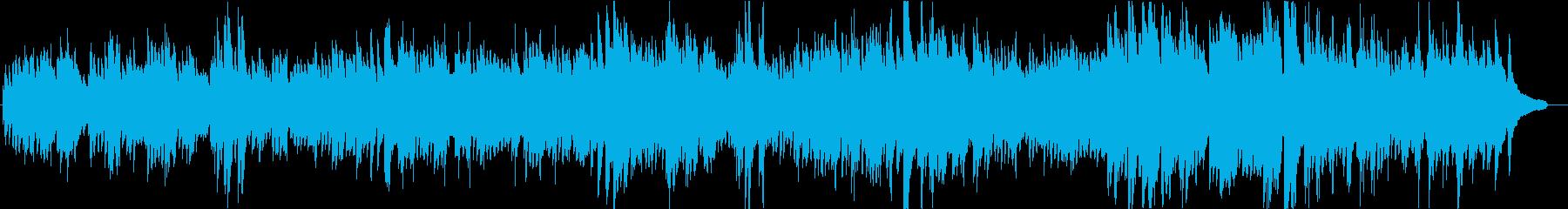 ラグタイム。ソロピアノ。サイレント...の再生済みの波形