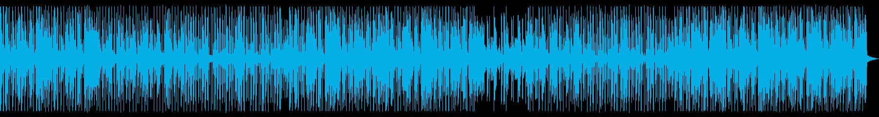 都会/ヒップホップ_No453_1の再生済みの波形