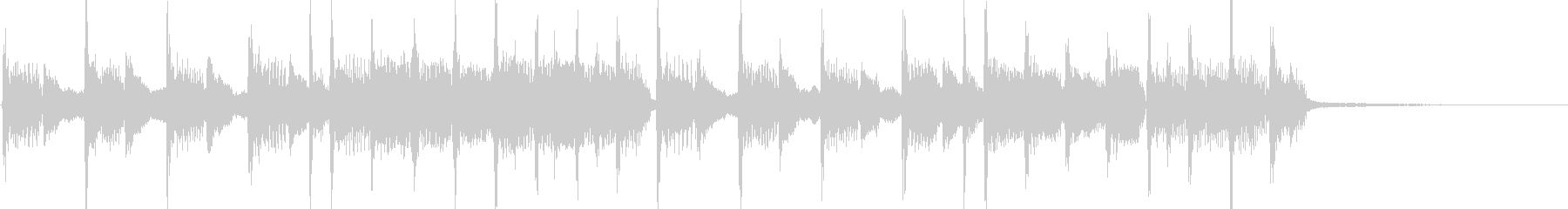 Jingle that makes the image of a small mischief's unreproduced waveform