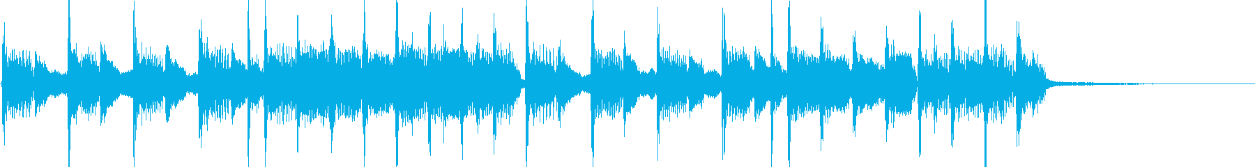 Jingle that makes the image of a small mischief's reproduced waveform