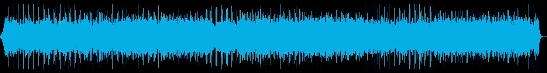 企業VP・清涼感あるギターアンサンブルの再生済みの波形