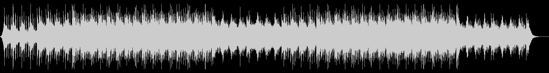 ウェディング3 Bシンプル、キラキラの未再生の波形