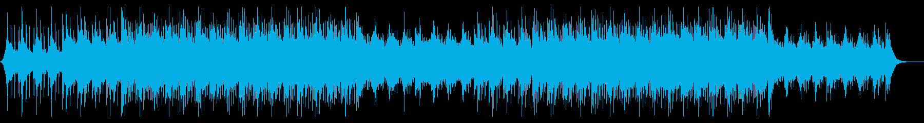 ウェディング3 Bシンプル、キラキラの再生済みの波形