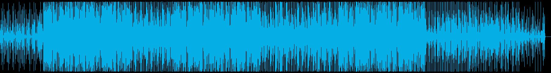 Terniの再生済みの波形