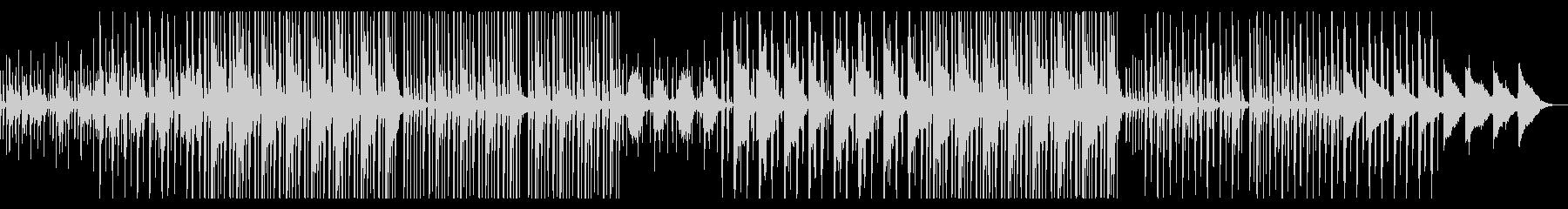 和風ダークヒップホップ5(三味線,尺八)の未再生の波形