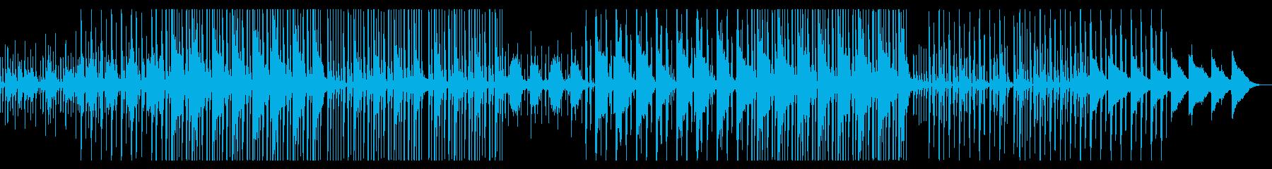 和風ダークヒップホップ5(三味線,尺八)の再生済みの波形