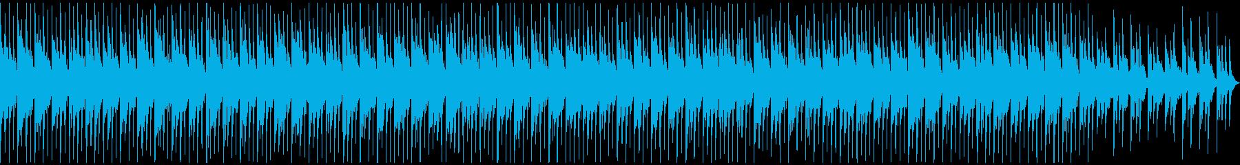 企業VPポップで明るい前向きコーポレートの再生済みの波形