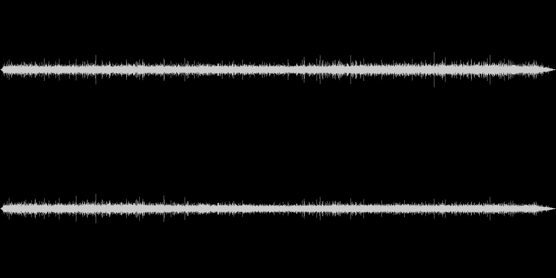 田園 サバンナダムオーバーフロー02の未再生の波形