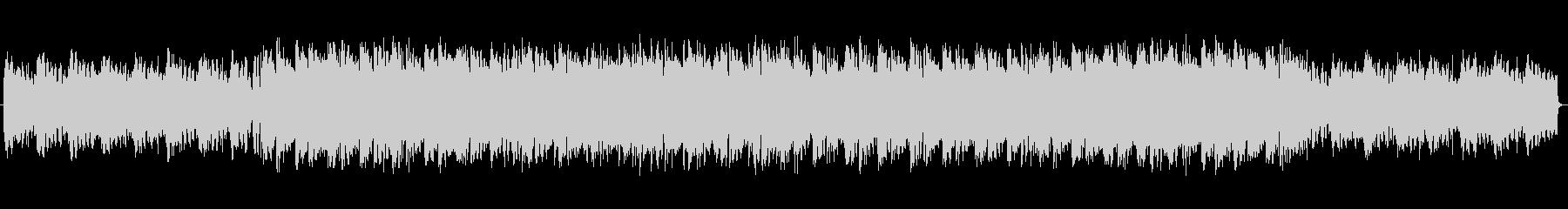 LofiエレピBGMの未再生の波形