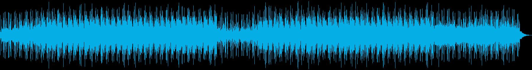 浮遊感のあるチルアウト・回想シーンなどにの再生済みの波形
