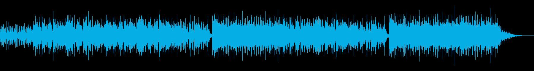 不気味でカオスなファンクの再生済みの波形