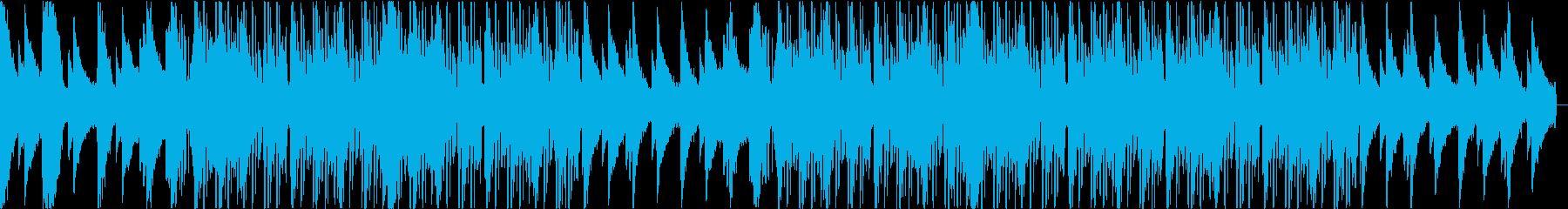 Lofi,ローファイヒップホップ2の再生済みの波形