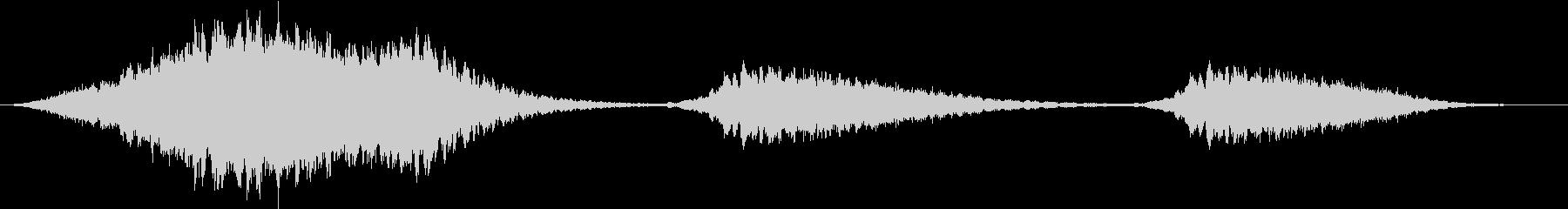 【ホラーゲーム】 ダークスケープ_15の未再生の波形