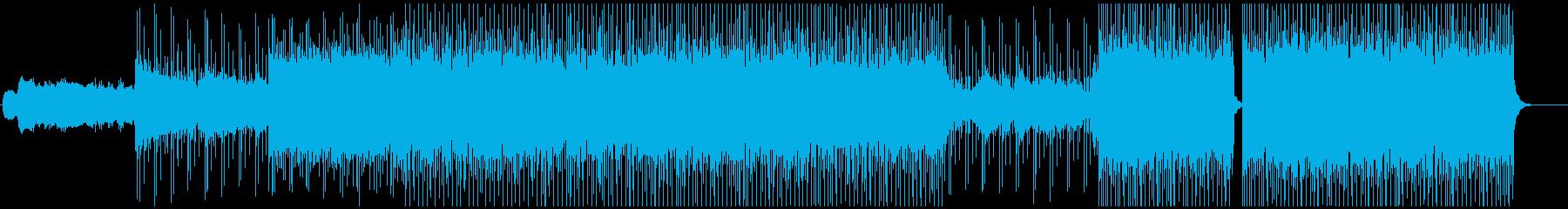 冷静になる。 70年代EPのサイケ...の再生済みの波形