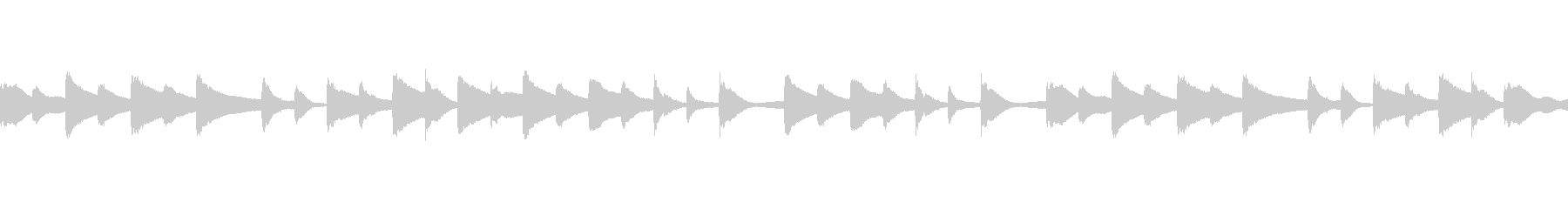 伝統的な童ryの童version ...の未再生の波形