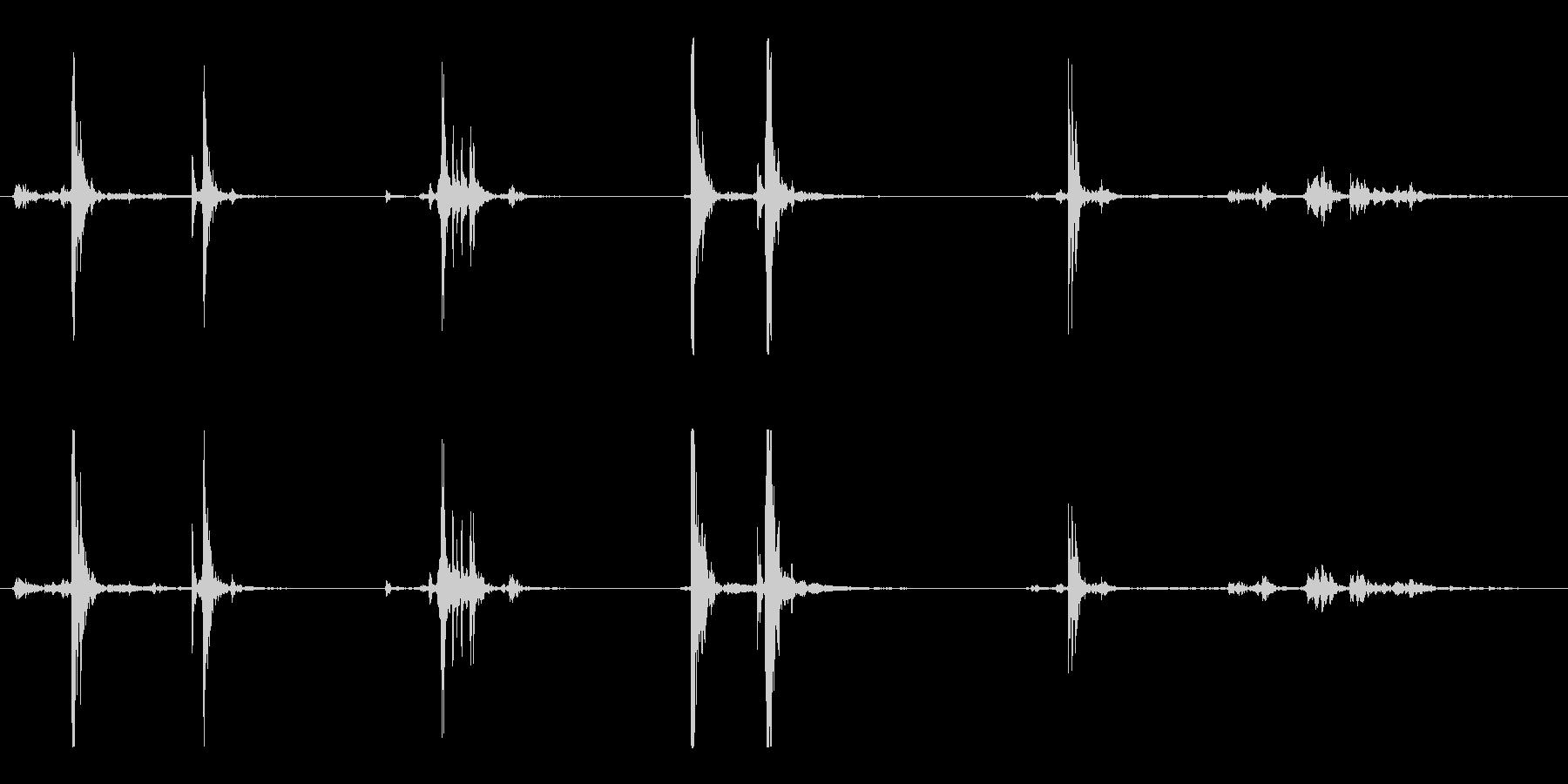 2008ダッジラムトルネードインタ...の未再生の波形