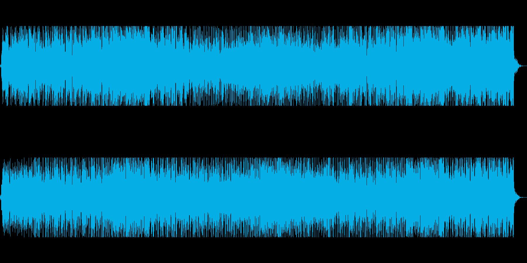 企業VP・爽やか系ギターフュージョンの再生済みの波形