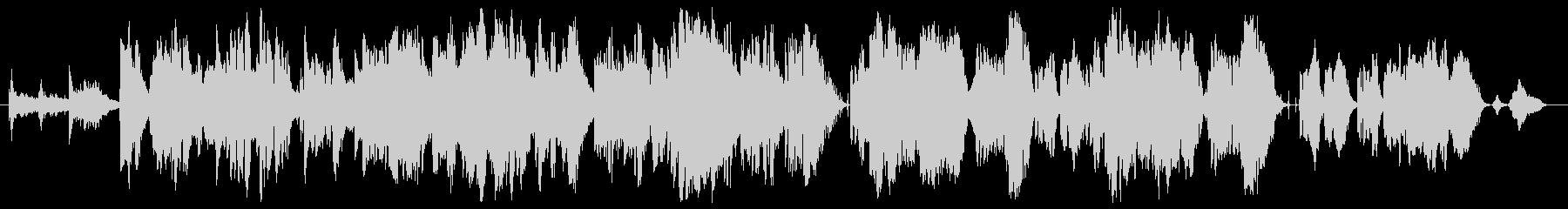ファンタスティックなオーケストラポップスの未再生の波形