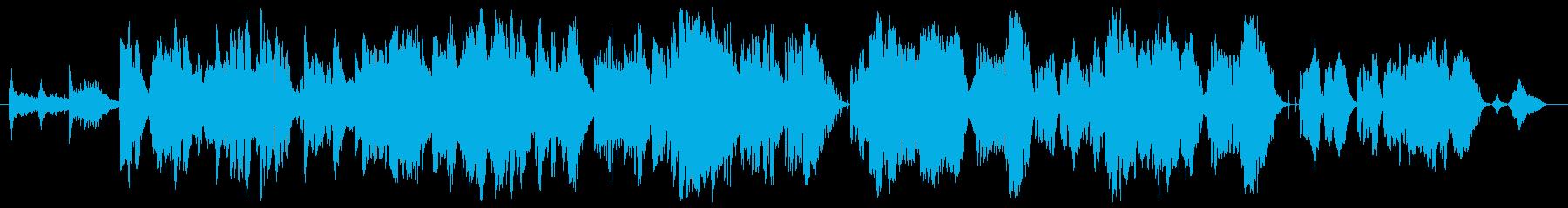 ファンタスティックなオーケストラポップスの再生済みの波形