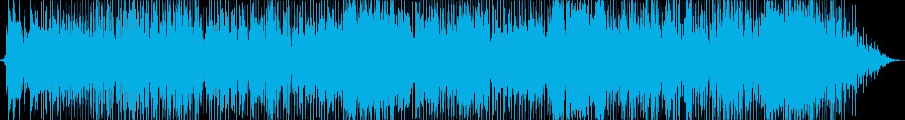 有名なジングルベルですが、ファンク...の再生済みの波形