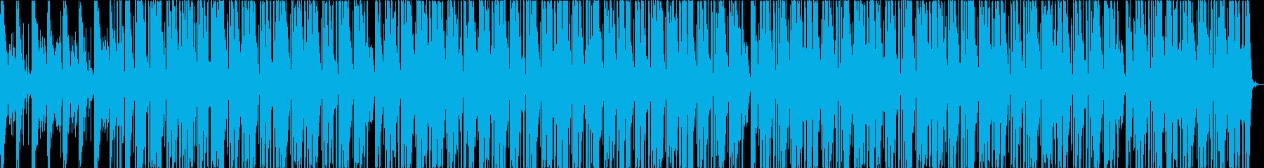 ピアノ、しっとり、LOFIHIPHOPの再生済みの波形