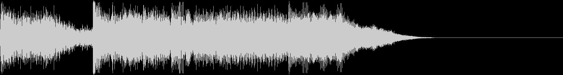 AI メカ/ロボ/マシン動作音 38 短の未再生の波形