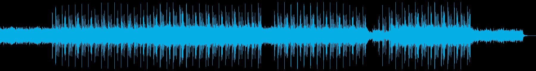 切ない 感動的 トラップビートの再生済みの波形