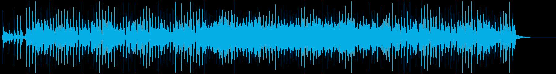 CM用11/フル、可愛いキッズ・ペットの再生済みの波形