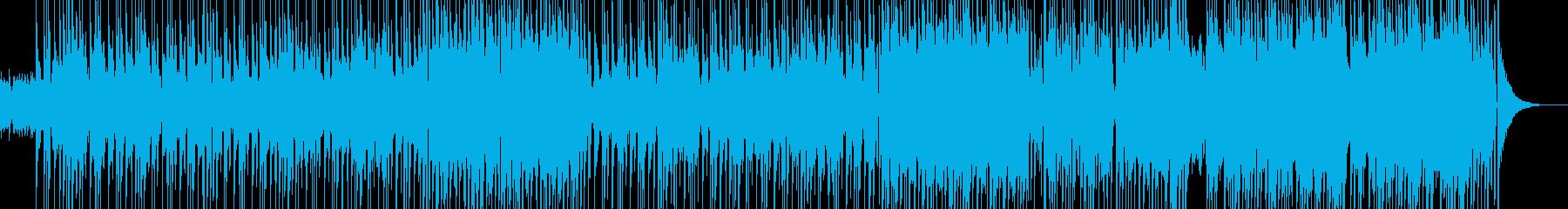 サックス・優しく切ない雰囲気に R&Bの再生済みの波形