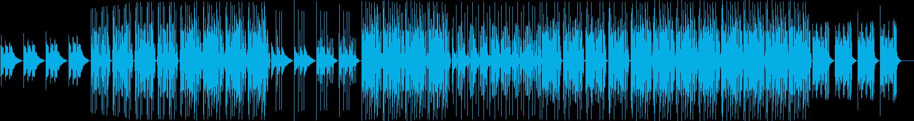 ワクワク楽しく明るいトイミュージックの再生済みの波形