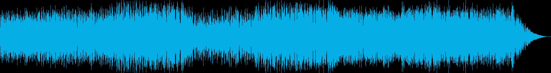 大人のバラードの再生済みの波形