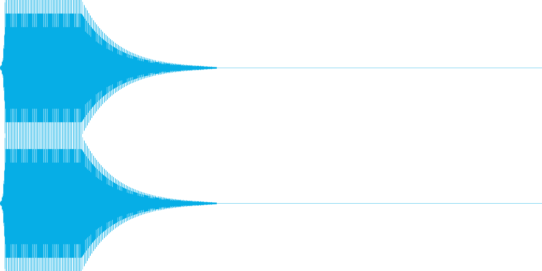 ポン_金属質(click_012_低)の再生済みの波形