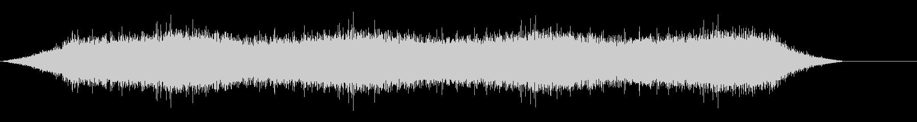 パチパチパチ(大人数の拍手の効果音)の未再生の波形