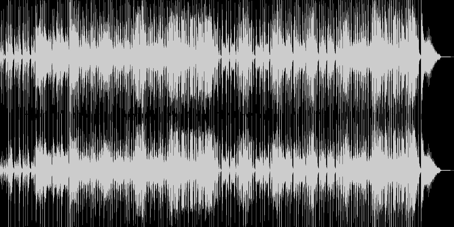 コメディに適したポップス・ベース有 ★の未再生の波形