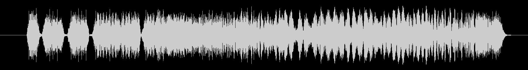 スタッタースイッチの未再生の波形