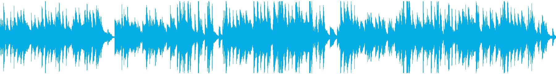 可愛い&優しいピアノソロ【ループ】の再生済みの波形