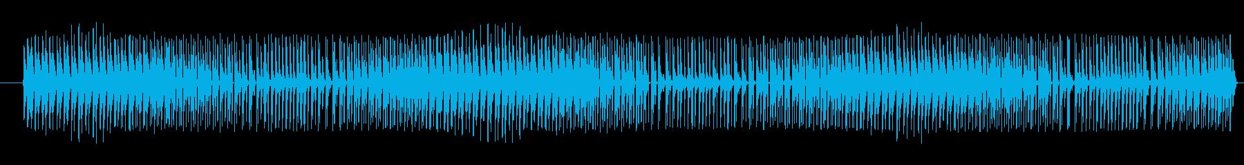 FX 悲観的な戦場01の再生済みの波形