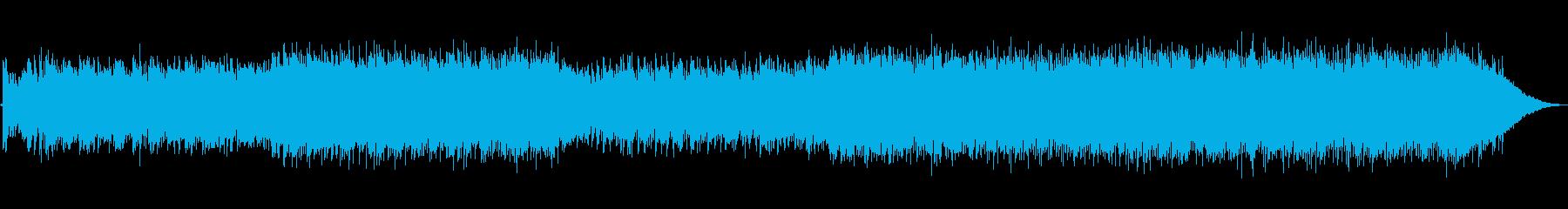CM・おしゃれで躍動的なフラメンコEDMの再生済みの波形