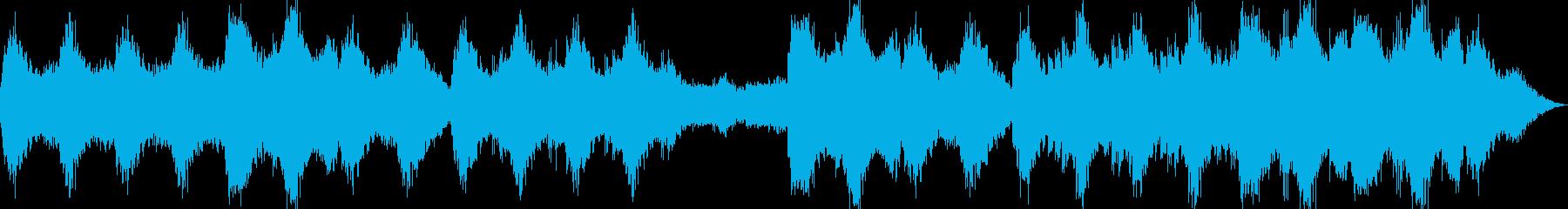 ビデオ、オーディオコレクション、そ...の再生済みの波形