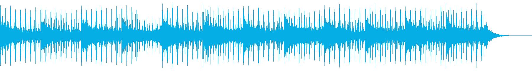 医療と科学(60秒)の再生済みの波形