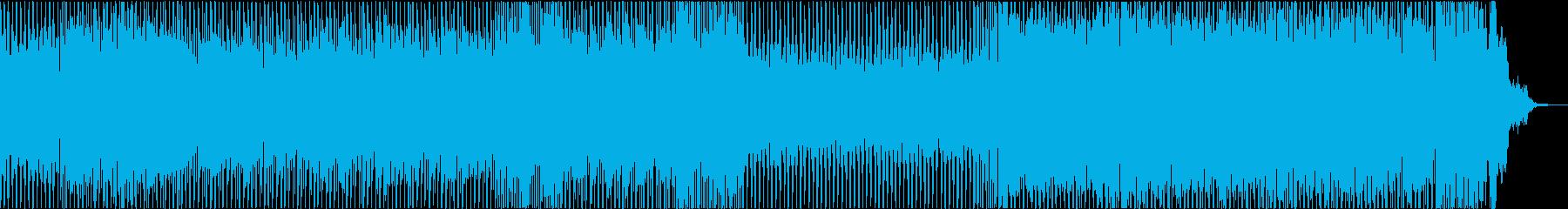クリスマス メドレー 楽しい EDM 2の再生済みの波形