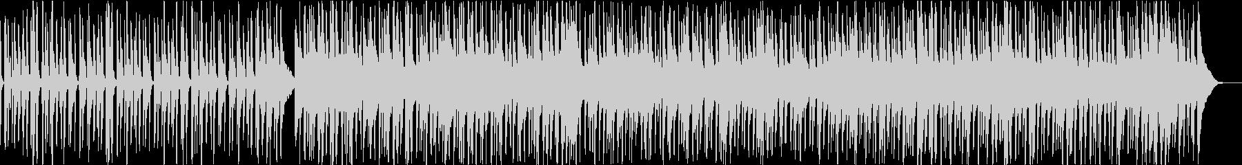 口笛のかわいい映像系の曲の未再生の波形