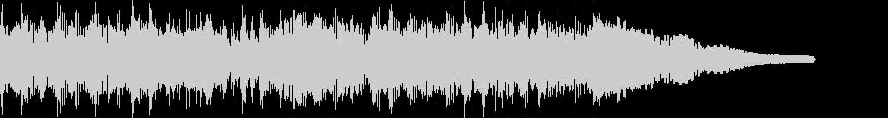 カントリー風ギターイントロ−07Hの未再生の波形