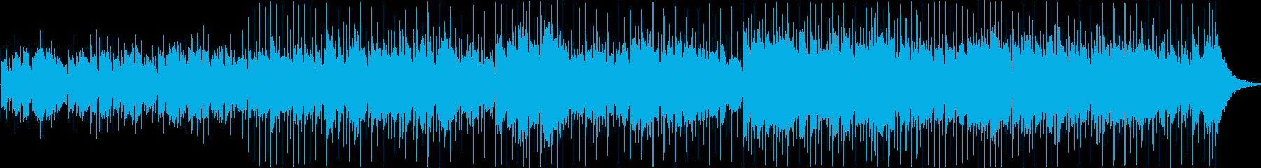 ロマンスの再生済みの波形