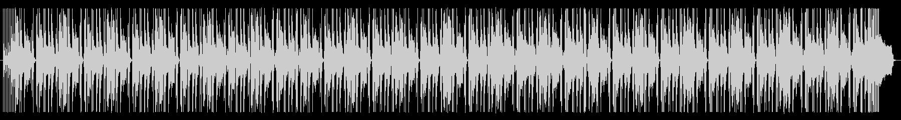 ヒップホップ・ジャズ・オシャレ・チルの未再生の波形