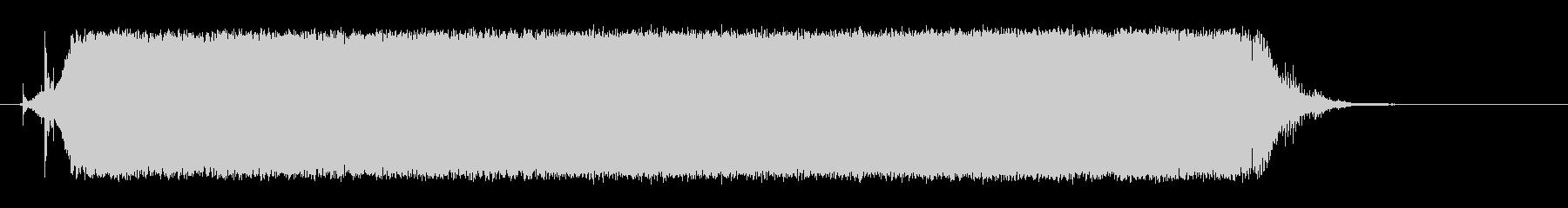 ノイズ スローコードライザー02の未再生の波形