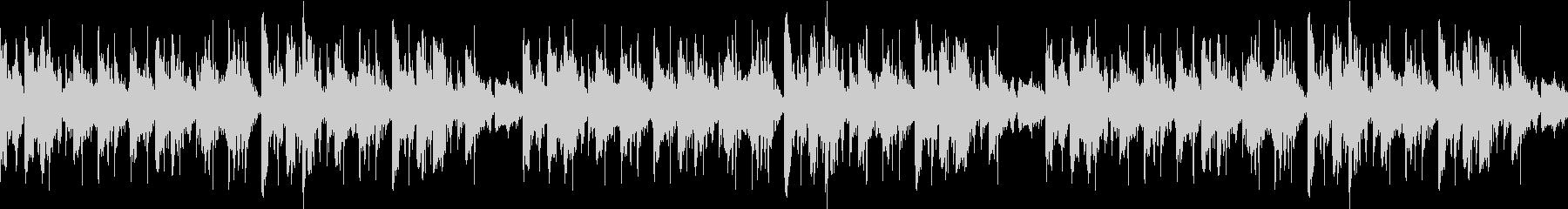 リバーブループ2の未再生の波形